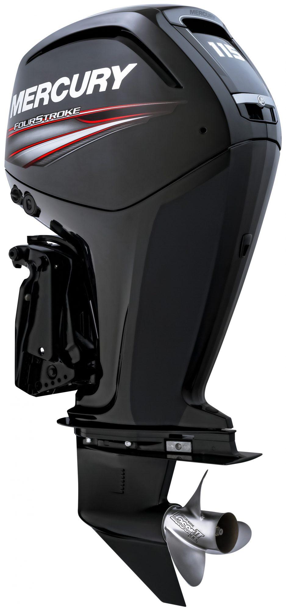Лодочный мотор Mercury F115 ELPT EFI