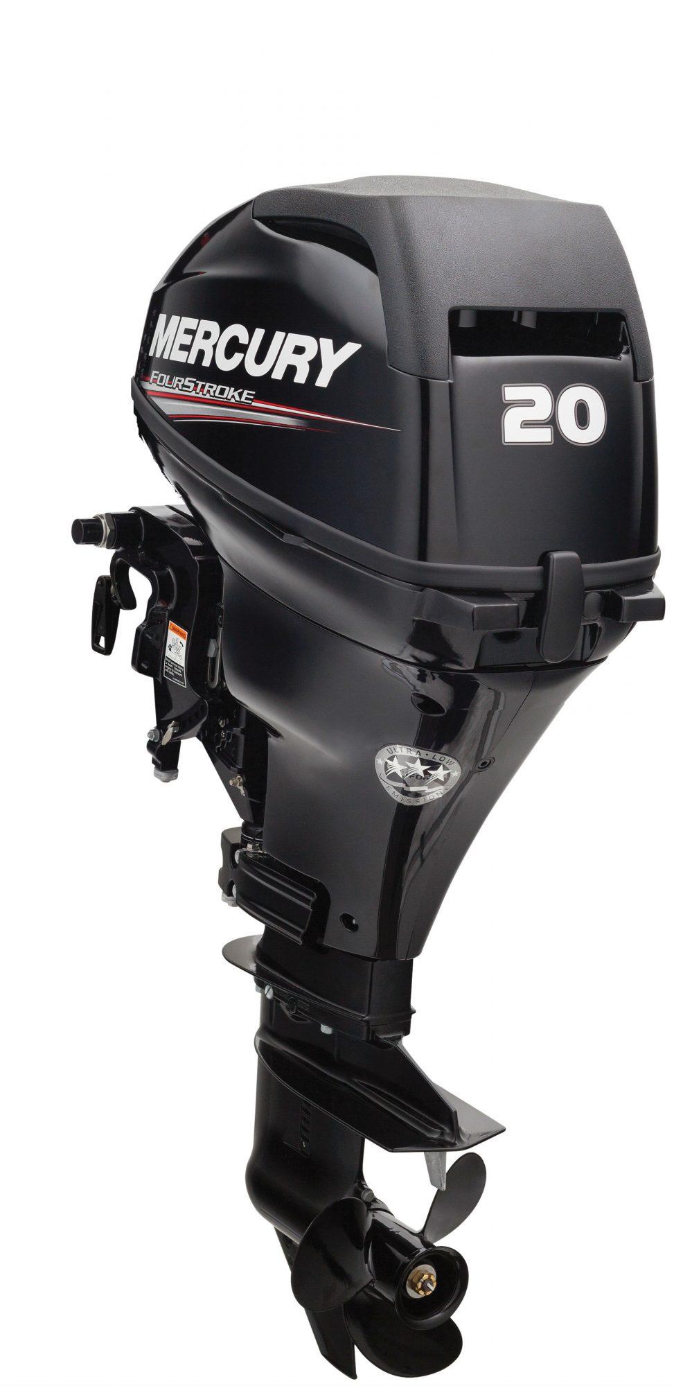 Лодочный мотор Mercury F20 ELPT