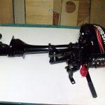 Лодочный мотор Mercury 2,5M