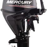 Лодочный мотор Mercury F30 M GA EFI