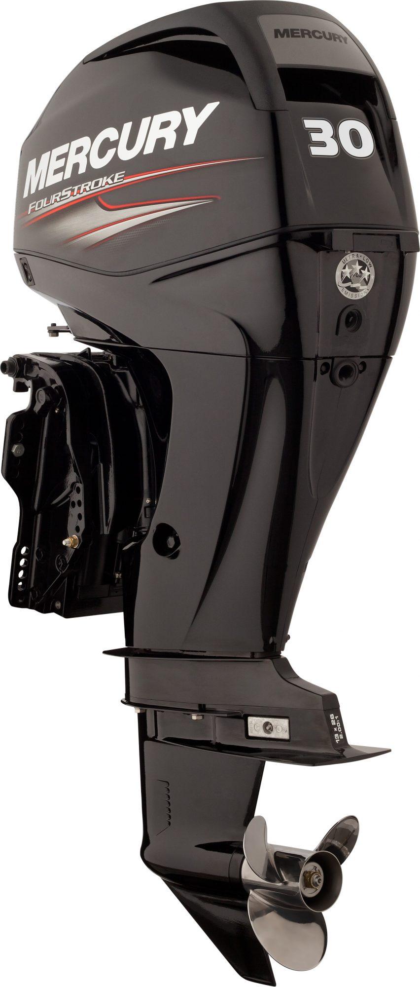 Лодочный мотор Mercury F30 ELPT EFI HD