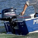 Лодочный мотор Mercury F6 M
