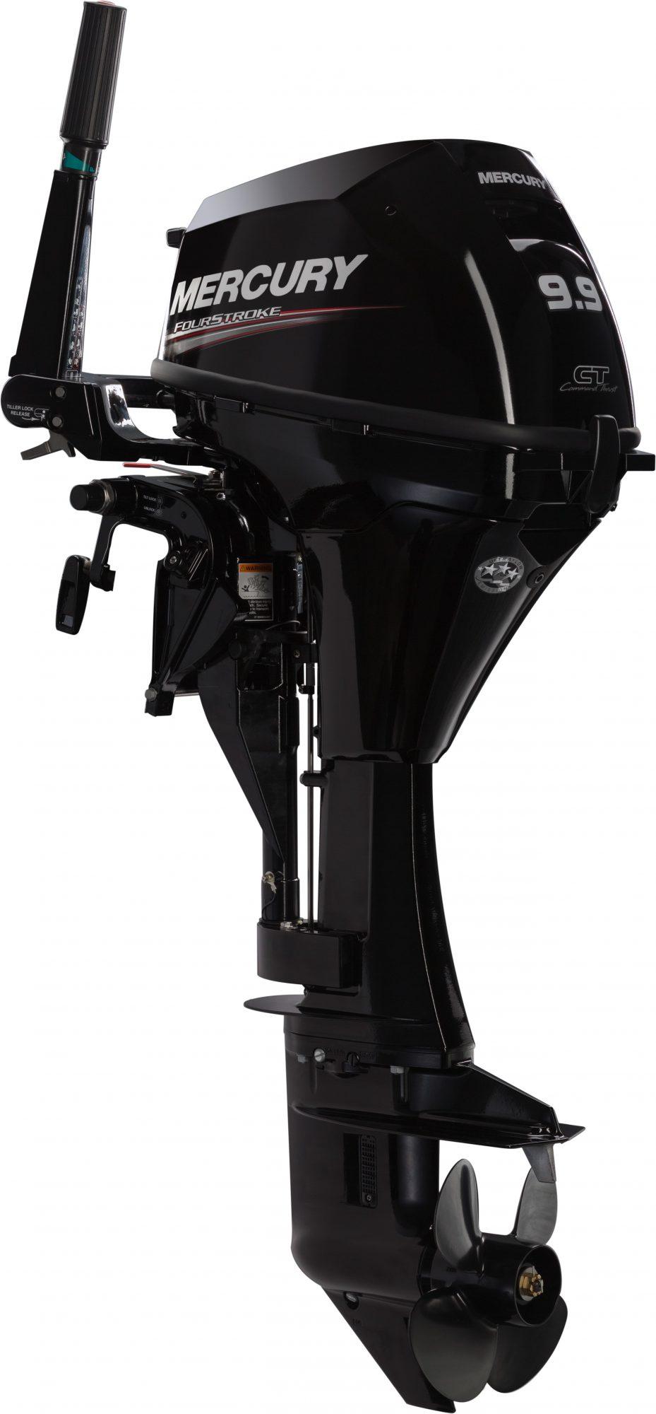 Лодочный мотор Mercury F9,9 MLH CT