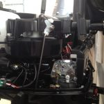 Лодочный мотор Mercury 4M