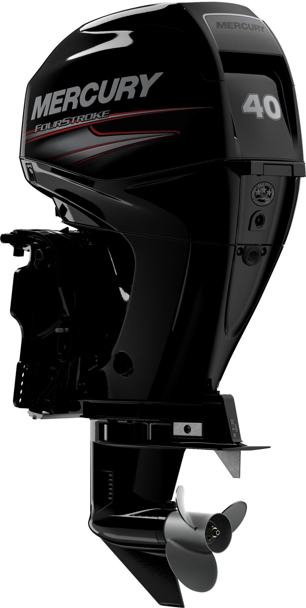 Лодочный мотор Mercury F40 EPT EFI