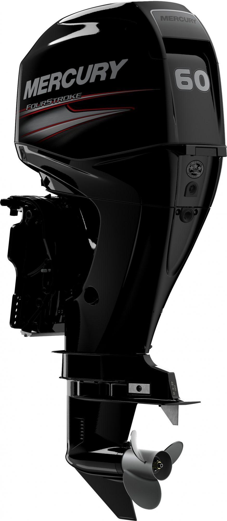 Лодочный мотор Mercury F60 ELPT EFI