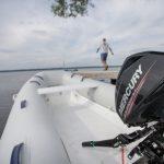 Лодочный мотор Mercury F20 E