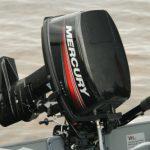 Лодочный мотор Mercury 9.9MH 169CC