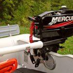 Лодочный мотор Mercury 3,3M