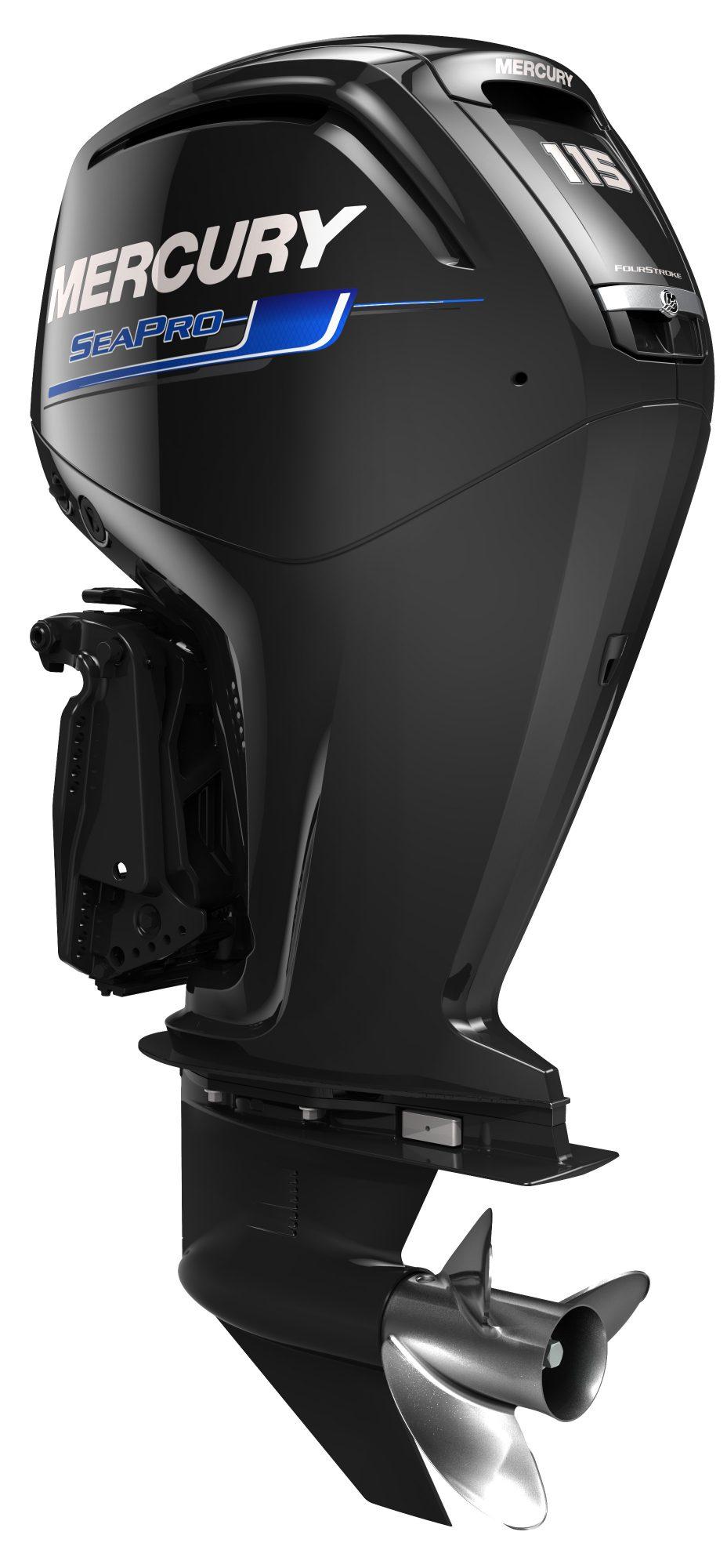 Лодочный мотор Mercury F115 EXLPT CT SeaPro