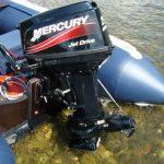 Лодочный мотор Mercury Jet 25 ML
