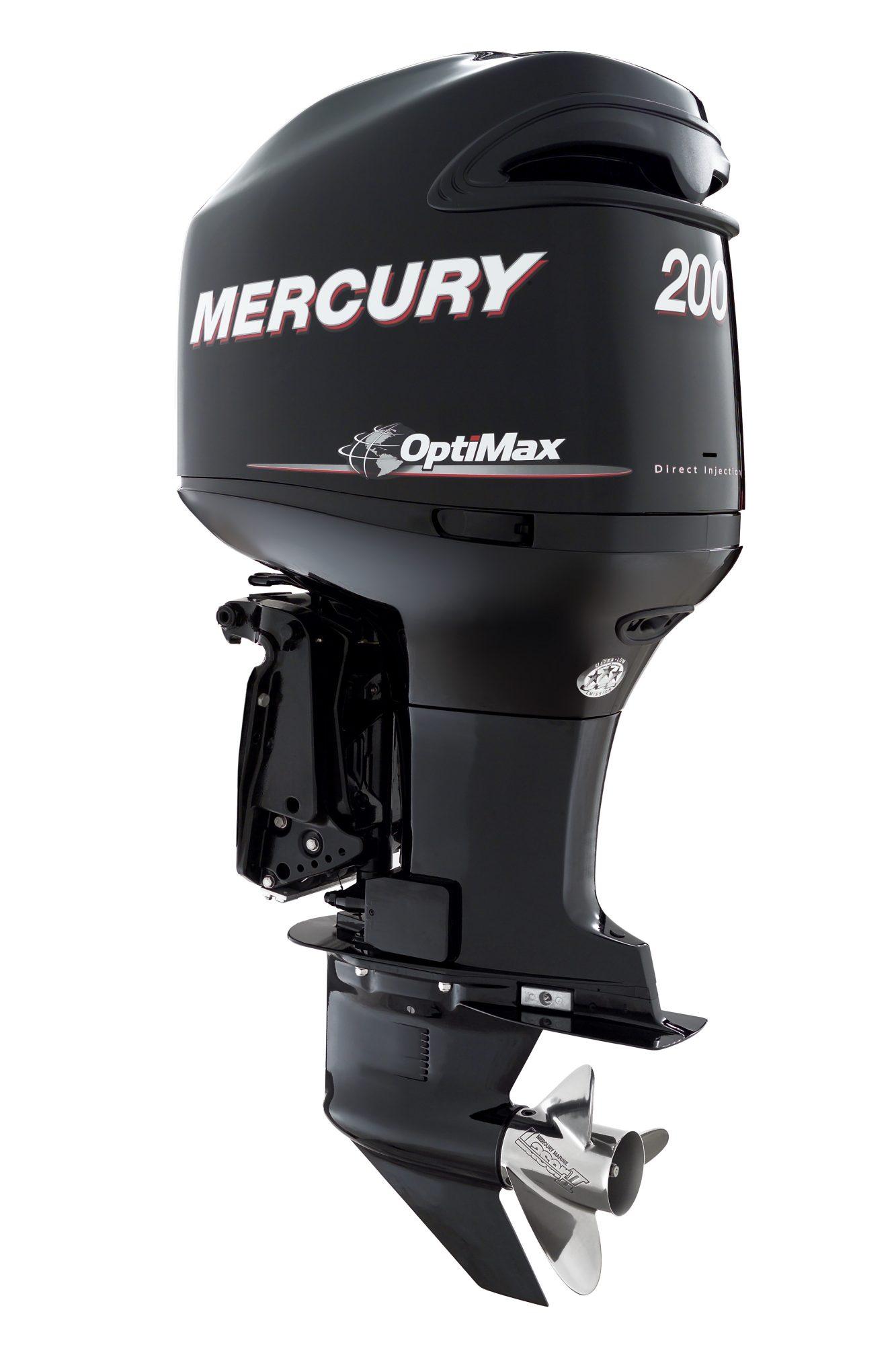 Лодочный мотор Mercury 200 XL OptiMax