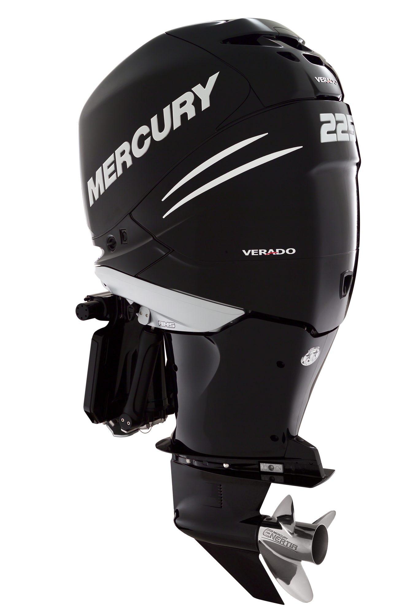 Лодочный мотор Mercury 225 L Verado