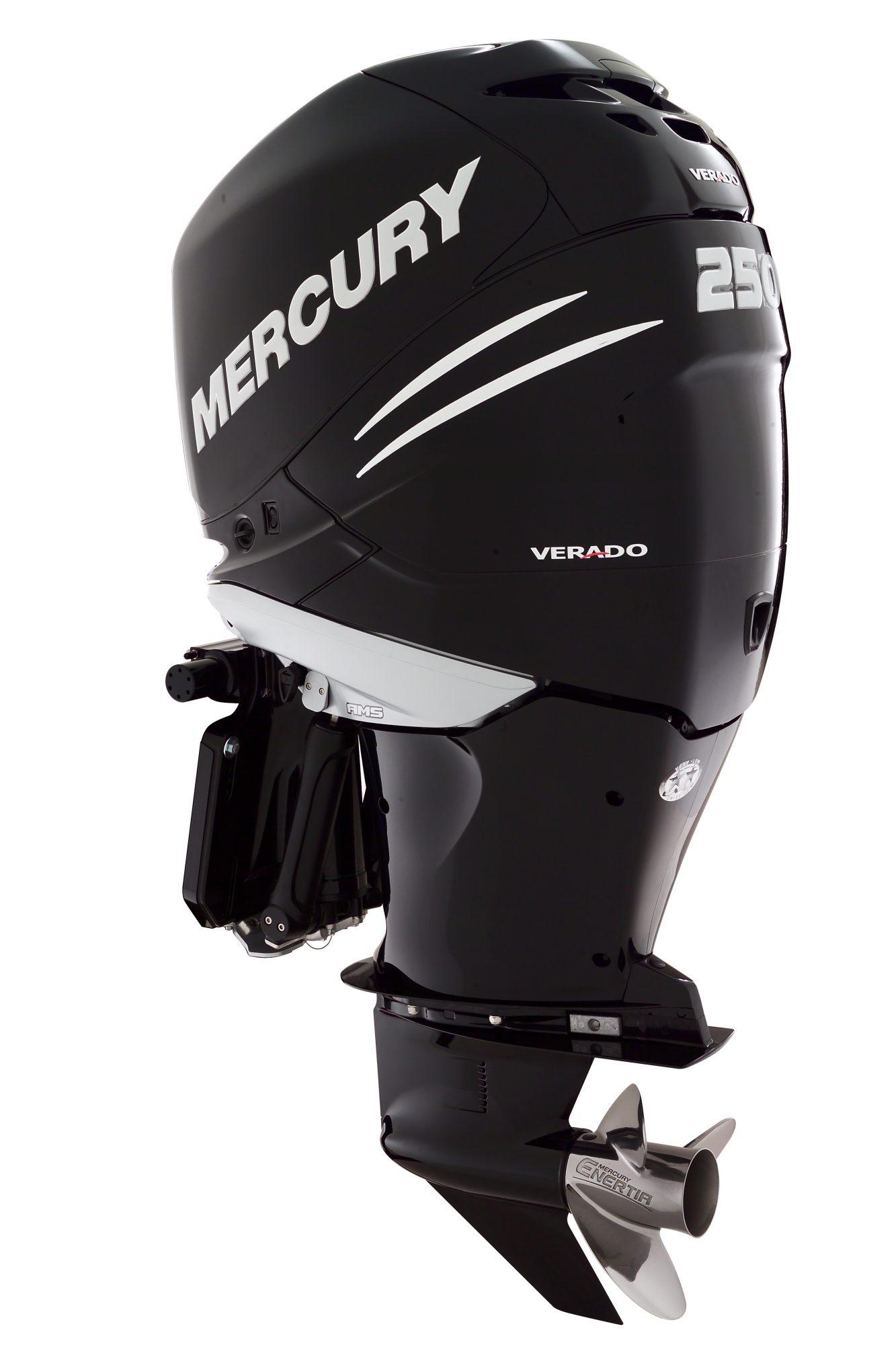 Лодочный мотор Mercury 250 CXL Verado