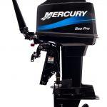 Лодочный мотор Mercury 55 ML SeaPro