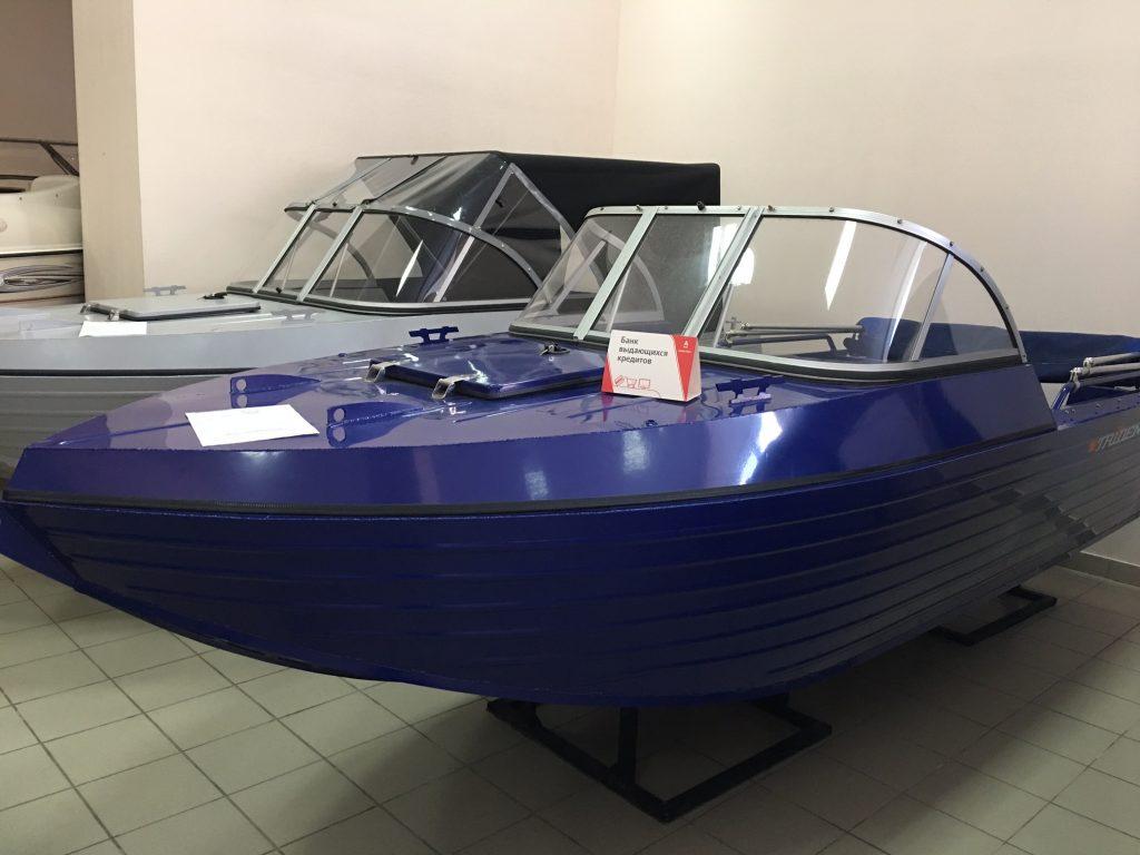 лодка трайдент 450 характеристики