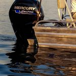 Лодочный мотор Mercury F90 EXLPT CT SeaPro