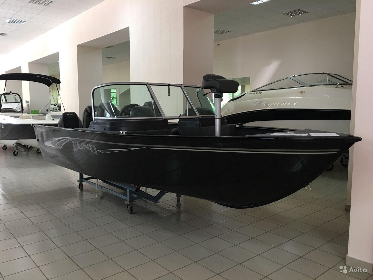 Лодка Lund 1750 Rebel XS с мотором