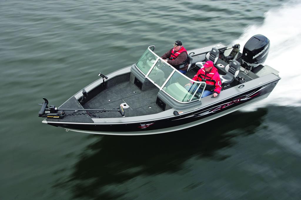 Лодка Lund 2075 PRO-V